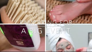 ♥ Head To Toe Pampering For a BIG Event ♥ Thumbnail