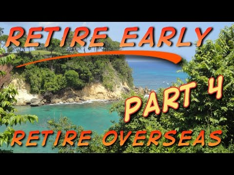 Early Retirement - Retire Overseas - Part 4 - Interview RetireEarlyLifestyle