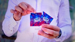 ORIGIN by Cardistry Touch ● vlogistry #1