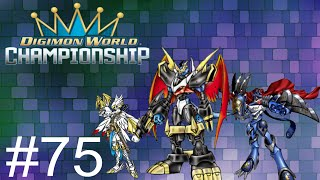 Digimon World Championship - Episode 75 - The Finale (Just Do It!)