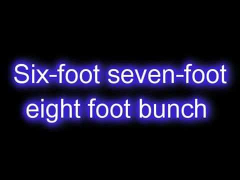 6ft 7ft lyrics
