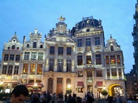 Brüssel - Historischer Stadtkern und Europaviertel