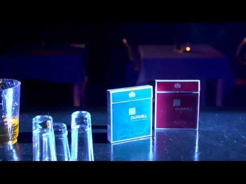 Dunhill Cigarette Commercial