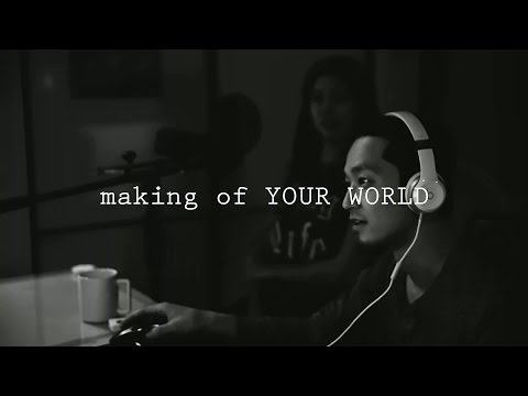 The Quiett - Your World (Making Video)