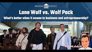 Lone Wolf 🐺 vs. Wolf Pack 🐺🐺🐺