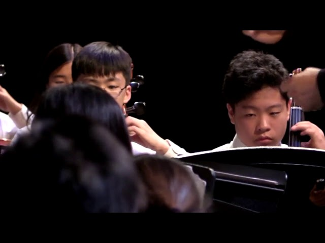 07 Holmes Advanced Orchestra Symphony No  5 First Movement Schubert