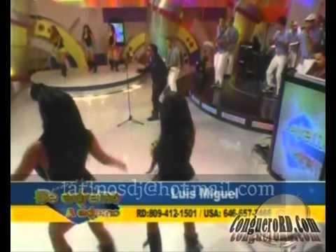 DJ.JR & Luis Miguel Del Amargue - Sal de mi vida BACHATA www.absolutsalsa.com 2012