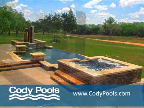 Cody Pools Geometric Pool Designs - YouTube