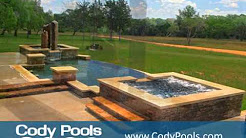 Cody Pools Geometric Pool Designs