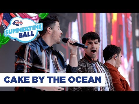 Jonas Brothers – 'Cake By The Ocean'   at Capital's Summertime Ball 2019