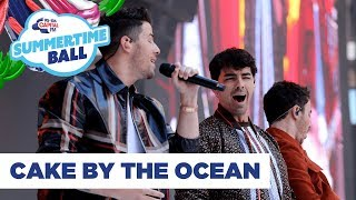 Jonas Brothers - 'Cake By The Ocean' | Live at Capital's Summertime Ball 2019