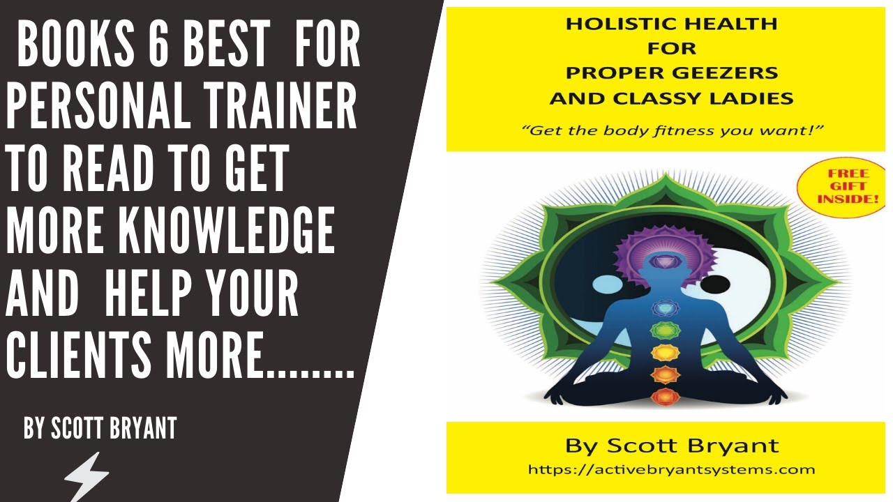 6 Best Books For Personal Trainer To Read To Get More Knowledge And