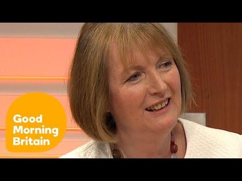 Harriet Harman MP Is A Kardashian Expert!   Good Morning Britain