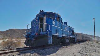 Plaster City Narrow Gauge Diesel USG # 112
