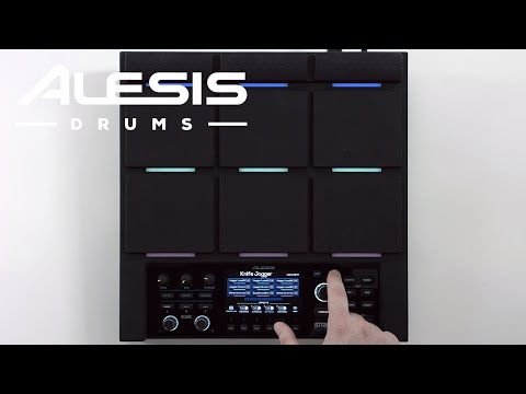 """Alesis Strike MultiPad - Using """"Start Click"""" for Loop and Alt Playback Modes (Feature Update v1.3)"""