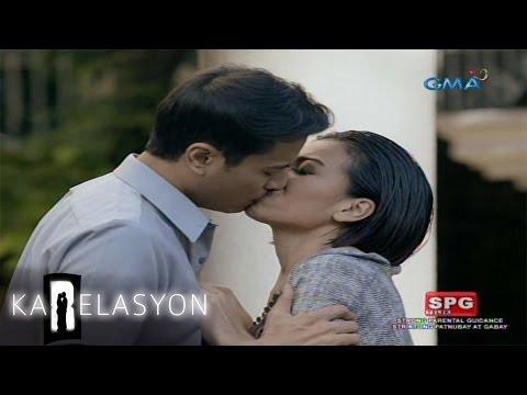 Karelasyon: Lady boss seduces the company messenger for love and pleasure