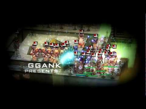 [RO] [GUILDWAR] GGANKZ GUILD 01-11-2012 @FREELIFE-RO [HD 720p]