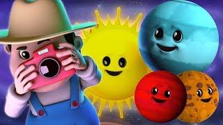 Download planet lagu | belajar planet | lagu pendidikan | sajak anak-anak | Nursery Rhyme | Planets Song
