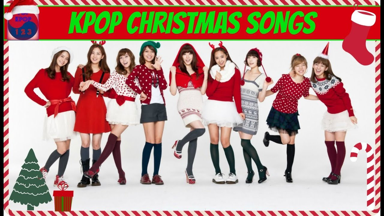 Ranking Thematic] Top 30 Kpop Christmas Songs - YouTube