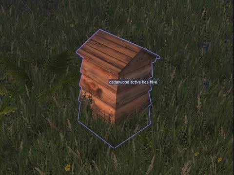 Wurm Unlimited - Tutorial - Episode 147 - Bee Hive!!
