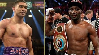 BREAKING NEWS: TERENCE CRAWFORD CURVED & FROZEN OUT, AS AMIR KHAN CHOOSES KELL BROOK FOR APRIL  !!