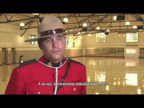 Real Policia Montada- Saskatchewan, Canada