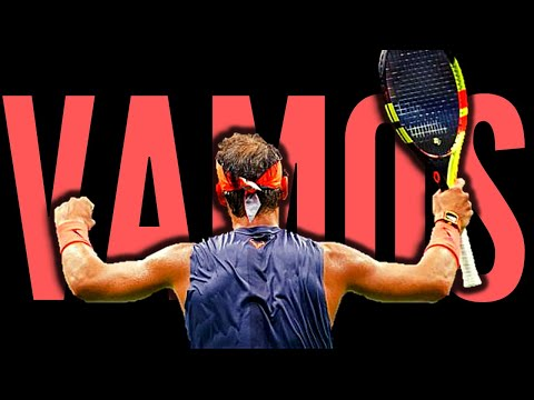 Rafael Nadal Best Celebrations | Electrifying the Crowd Moments