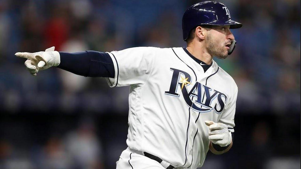 Mike Zunino Top 10 Longest Home runs