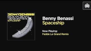 Benny Benassi - Spaceship (Fedde Le Grand Remix)