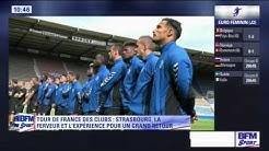 Reportage BFM Sport | RC Strasbourg Alsace