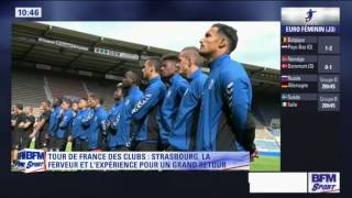 Reportage BFM Sport | RC Strasbourg Alsace