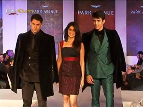 Sheila Peón Park Avenue Fashion Show - India Bombay - Toabh model agency