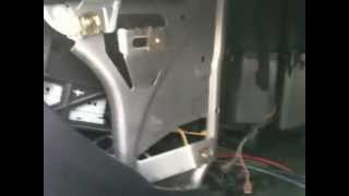 audi a4 valve hot and cold air