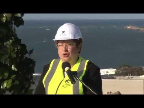 University of Newcastle -  Roof Top Ceremony
