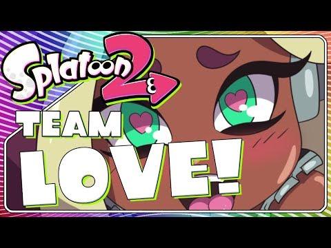 Splatoon 2 Splatfest   Love vs Demonetization