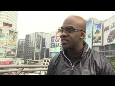 Raw video: Maestro Fresh Wes on new album 'Orchestrated Noise'