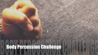 Body Percussion Challenge