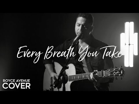Every Breath You Take - The Police (Boyce Avenue acoustic cover) on Spotify & iTunes