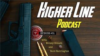 Super Dave Harrington, Green Beret Jedi | Higher Line Podcast #31