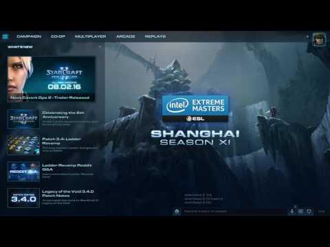 Starcraft2 Vietnam Live Stream