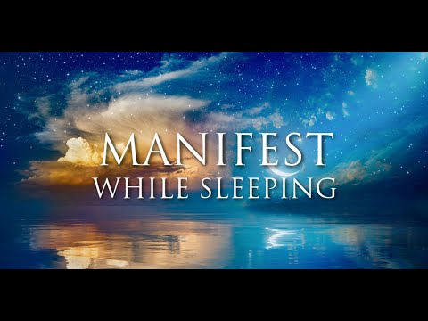Manifest While Sleeping ➤ Power Affirmations: Self Love, Patience, Inner Power, Freedom & Happiness