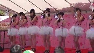 場所 勾当台公園市民広場内あらかしカフェステージ@円形ステージ.