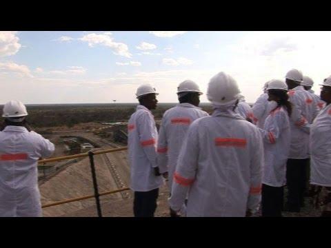 Zimbabwe begins building $100m platinum refinery