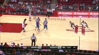 Jimmer Fredette 33 Pts   Full Highlights  Sharks vs Rockets  Oct 2 2016  2016 17 NBA Preseason