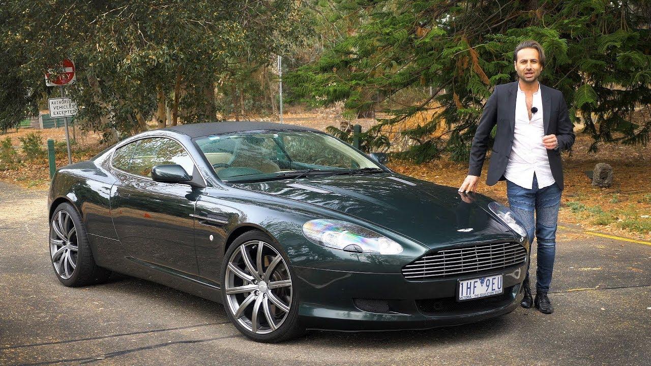 2005 Aston Martin Db9 Review 6 0l V12 Bargain Youtube