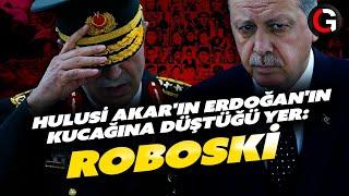 Hulusi Akar'ın Erdoğan'ın kucağına düştüğü yer: Roboski