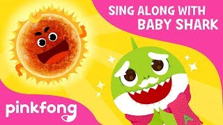 Shine Through the Sea | Sing Along with Baby Shark | Pinkfong Songs for Children