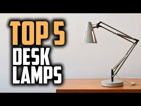 Best Desk Lamps in 2018 - Which Is The Best Desk Lamp?