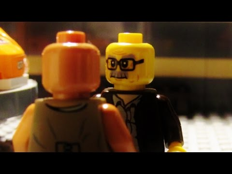 "LEGO Breaking Bad ""Stay Out Of My Territory"""