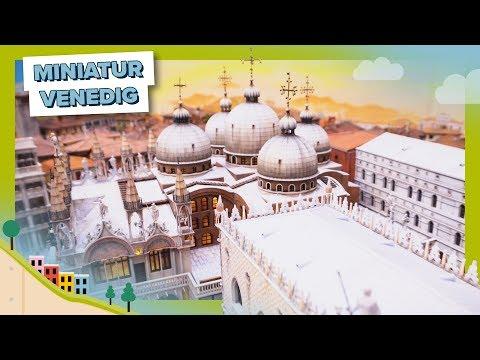 Venedig im Miniatur Wunderland - über 1.000.000 Euro für 9 Quadratmeter